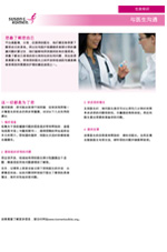 Breast Health Facts for Life - Talking with A Doctor in Chinese